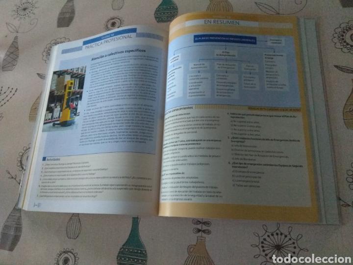 Libros: Formación y orientación laboral. Editex 2014. Ciclos formativos grado medio - Foto 8 - 219223032