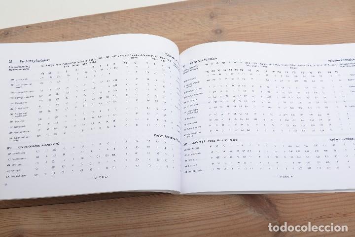 Libros: Tablas de composición de alimentos del CESNID McGraw-Hill interamericana 2010 - Foto 6 - 220103621