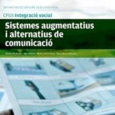 Libros: SISTEMES AUGMENTATIUS I ALTERNATIUS DE COMUNICACIÓ. Lote 221247546