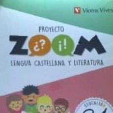 Libros: LENGUA 2 (2.1-2.2-2.3) ZOOM. Lote 221669328