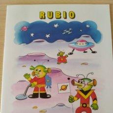 Libros: RUBIO ESCRITURA N 3. NUEVO. Lote 222195893
