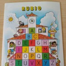 Libros: RUBIO ESCRITURA N 5. NUEVO. Lote 222196152