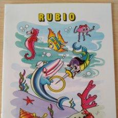 Libros: RUBIO ESCRITURA N 6. NUEVO. Lote 222196385