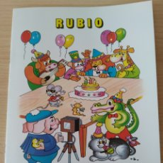Libros: RUBIO ESCRITURA N 8. NUEVO. Lote 222196593