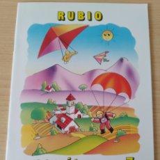 Libros: RUBIO ESCRITURA N 7. NUEVO. Lote 222196960