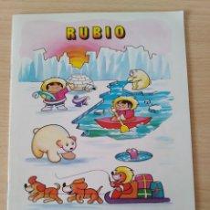 Libros: RUBIO ESCRITURA N 10. NUEVO. Lote 222197312