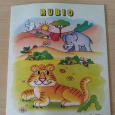 Libros: RUBIO ESCRITURA N 05. NUEVO. Lote 222197550