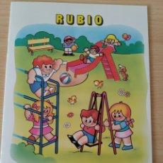 Libros: RUBIO ESCRITURA N 06. NUEVO. Lote 222197761