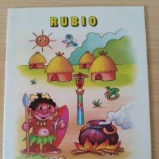Libros: RUBIO ESCRITURA N 07. NUEVO. Lote 222198032