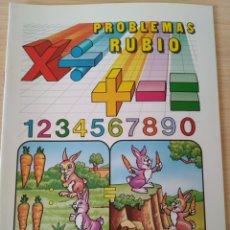 Libros: PROBLEMAS RUBIO N 4. DIVIDIR POR UNA CIFRA. NUEVO. Lote 222202483