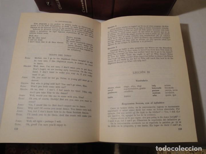 Libros: Libro y casetes originales (4): Calling all Beginers. Curso de Inglés. Editorial Alhambra, 1971. - Foto 5 - 222261165