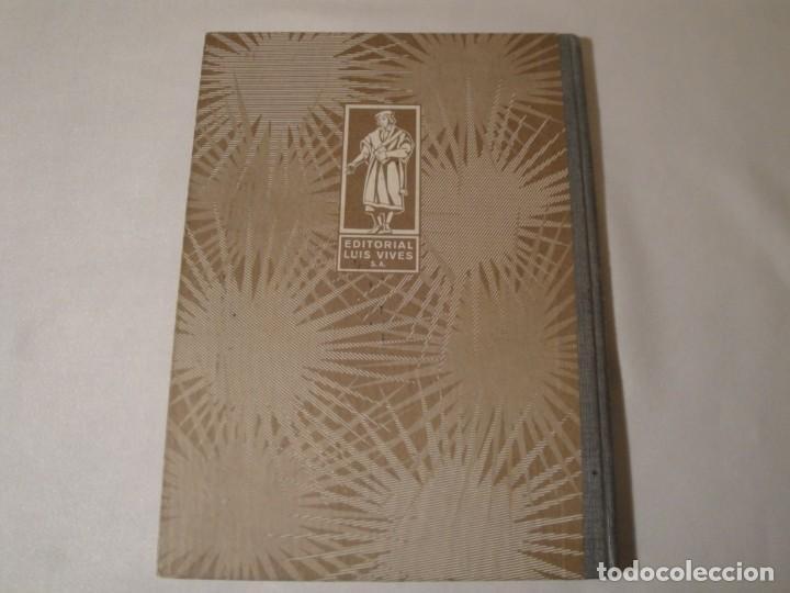 Libros: Teneduría. Primer Grado. Por partida doble. Editorial Luis Vives. Edición 1969. - Foto 6 - 222268523
