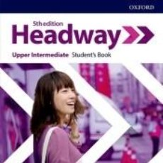 Libros: NEW HEADWAY 5TH EDITION UPPER-INTERMEDIATE. STUDENTS BOOK WITH STUDENTS RESOURCE CENTER AND. Lote 222414861