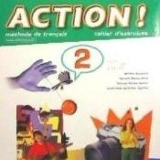 Libros: ACTION! 2 CAHIER DEXERCICES (REFORMA). Lote 222848401