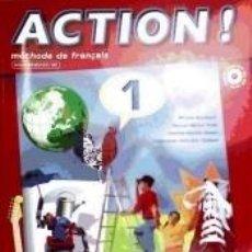 Libros: ACTION! 1 PACK (LIVRE ELEVE+CD) (REFORMA). Lote 222848405