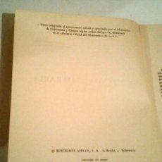 Libros: ANTOLOGÍA LITERARIA. LÁZARO CARRETER. Lote 224088641