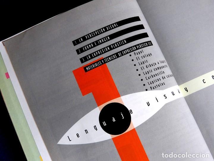 Libros: EDUCACIÓN PLÁSTICA Y VISUAL - SECUNDARIA 3 - POR, I. RODRÍGUEZ Y E. DIEZ - SM - NUEVO - Foto 3 - 225130452