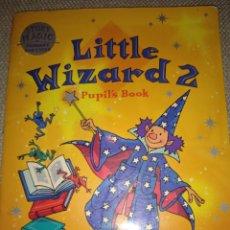 Libros: LIBRO INGLÉS. LITTLE WIZARD 2 . PUPILS BOOK.. Lote 227096186