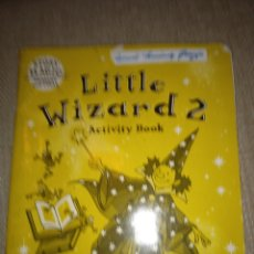 Libros: LITTLE WIZARD 2 . ACTIVITY BOOK.. Lote 227096915