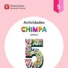 Libros: CHIMPA 5 ACTIVIDADES (AULA ACTIVA). Lote 227839090