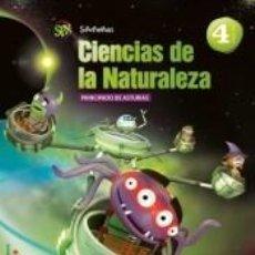 Libros: CIENCIAS DE LA NATURALEZA, 4º PRIMARIA. Lote 228139720