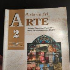 Libros: HISTORIA DEL ARTE 2 MCGRAW HILL. Lote 230360205
