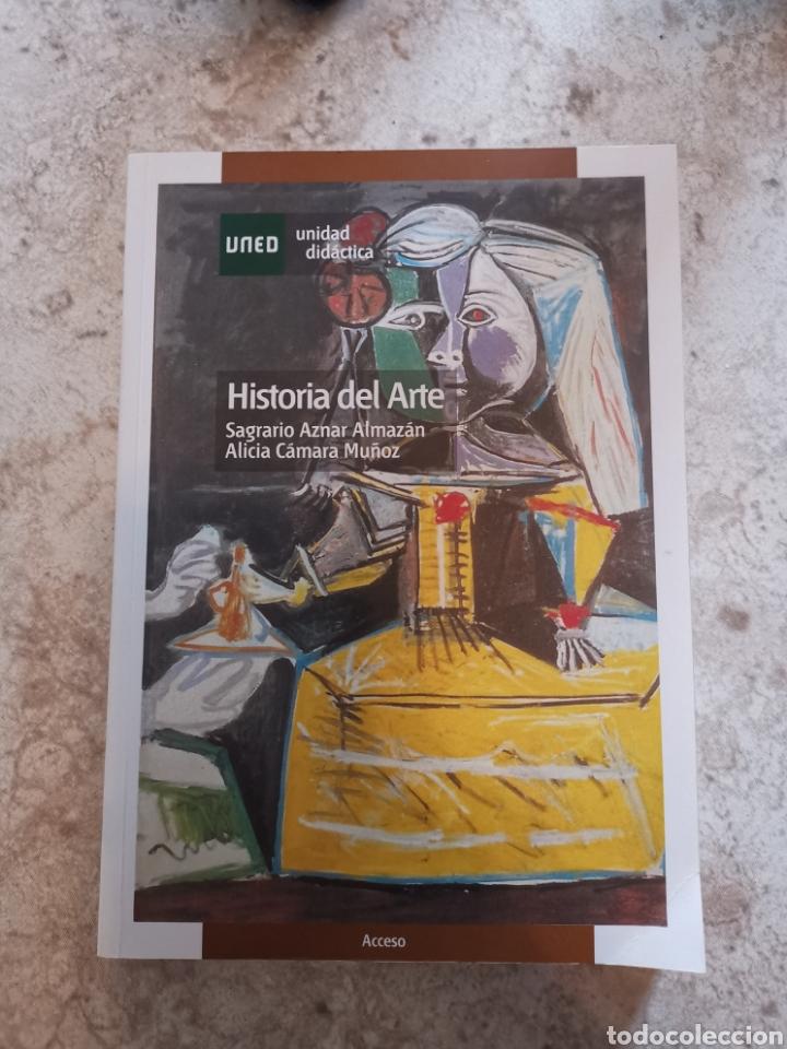 HISTORIA DEL ARTE UNED (Libros Nuevos - Libros de Texto - Bachillerato)