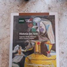 Livres: HISTORIA DEL ARTE UNED. Lote 231738940