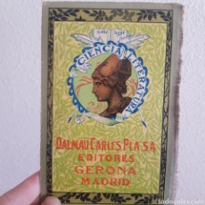 Libros: TAPA DE LIBRO ANTIGUA. Lote 235261090