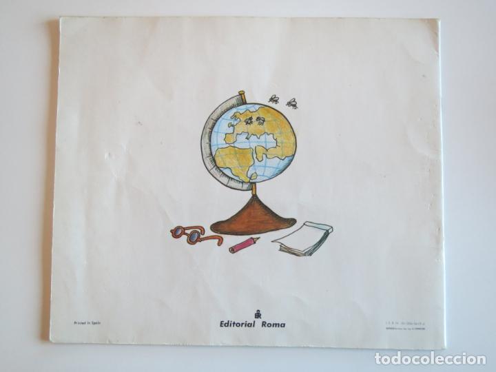Libros: EL MUNDO EN EL QUE VIVO EDITORIAL ROMA PILARIN BAYES 1984 TAPA BLANDA BUEN ESTADO - Foto 2 - 235736465