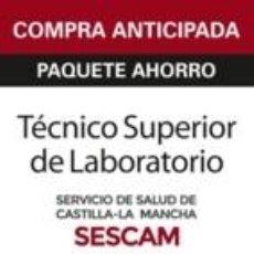Libros: PAQUETE AHORRO Y TEST ONLINE GRATIS TÉCNICO SUPERIOR SANITARIO DE LABORATORIO DEL SERVICIO DE SALUD. Lote 236102730
