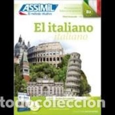 Libros: ASSIMIL EL ITALIANO (MP3 DESCARGABLE ITALIANO). Lote 236295185
