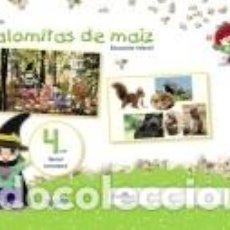 Libros: PROYECTO PALOMITAS DE MAÍZ. EDUCACIÓN INFANTIL. 4 AÑOS. TERCER TRIMESTRE. Lote 236305720