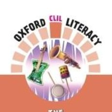 Libros: OXFORD CLIL LITERACY MUSIC PRIMARY 4. THE ORCHESTRA. Lote 236491175