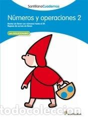 NÚMEROS Y OPERACIONES, CUADERNO 2 (Libros Nuevos - Libros de Texto - Infantil y Primaria)