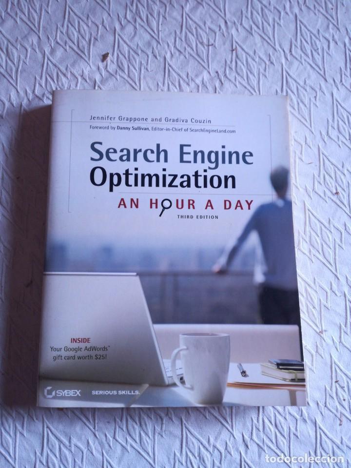 SEARCH ENGINE OPTIMIZATION. SYBEX . 2011 (Libros Nuevos - Libros de Texto - Ciclos Formativos - Grado Superior)