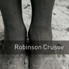 Libros: OXFORD BOOKWORMS LIBRARY 2. ROBINSON CRUSOE MP3 PACK. Lote 237499550