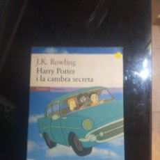 Libri: HARRY POTTER I LA CAMBRA SECRETA. Lote 238251930