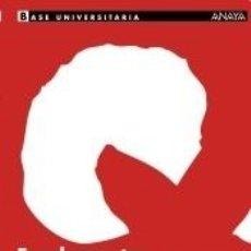 Libros: FUNDAMENTOS DE ENLACE Y ESTRUCTURA DE LA MATERIA.. Lote 240793215