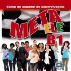Libros: META ELE B1. Lote 240811015