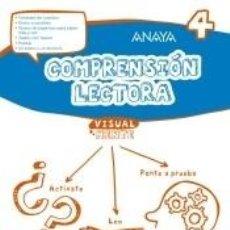 Libros: COMPRENSIÓN LECTORA 4.. Lote 240811535