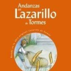 Libros: ANDANZAS DEL LAZARILLO DE TORMES. Lote 240811655