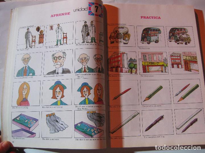 Libros: LIBRO TEXTO ESCOLAR ESCUELA 7º EGB INGLES ANAYA. ECHEVARRIA MERINO1984 NUEVO SIN USO - Foto 2 - 240951800