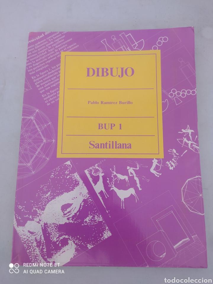LIBRO DIBUJO 1 BUP SANTILLANA (Libros Nuevos - Libros de Texto - Bachillerato)