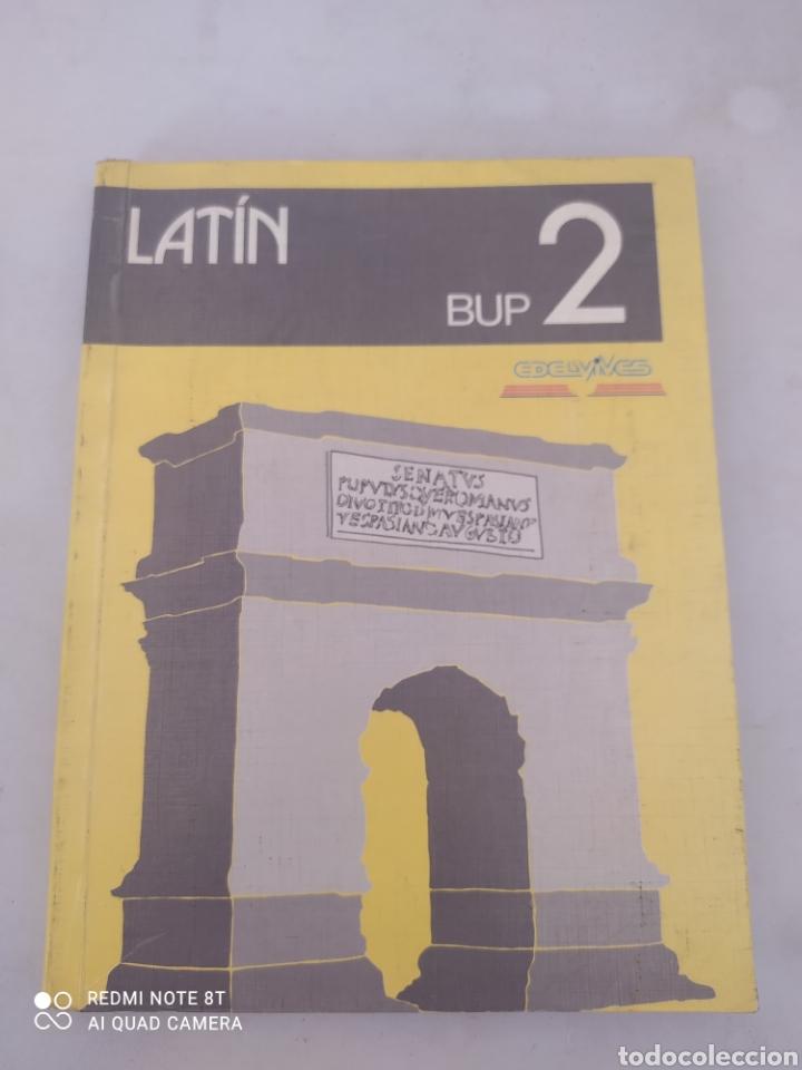 LIBRO LATÍN 2 BUP (Libros Nuevos - Libros de Texto - Bachillerato)