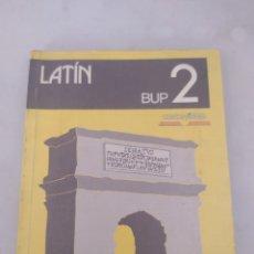 Libros: LIBRO LATÍN 2 BUP. Lote 243564490
