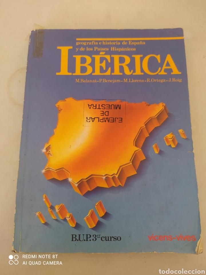 LIBRO IBÉRICA 3 BUP (Libros Nuevos - Libros de Texto - Bachillerato)