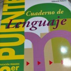 Libros: CUADERNOS EJERCICIOS. NUEVO. Lote 244490195