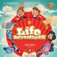 Libros: LIFE ADVENTURES LEVEL 3 PUPILS BOOK. Lote 245586950