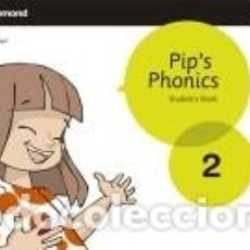 Libros: PIPS PHONICS 2 STUDENTÅ› PACK. Lote 245778520